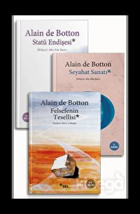 Alain de Botton 3 Kitap Takım
