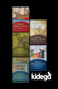 İhsan Oktay Anar 5 Kitap Takım