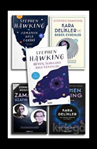 Stephen Hawking - Uzay ve Evren Seti (5 Kitap Takım)