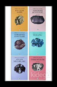 Ursula K. Le Guin Seti (6 Kitap Takım)