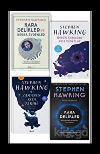 Stephen Hawking - Zaman ve Evren Seti (4 Kitap Takım)