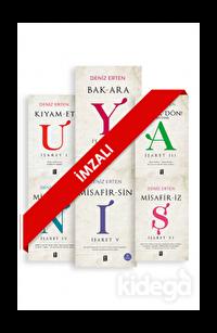 İMZALI - Deniz Erten İşaretler Seti (6 Kitap Takım)