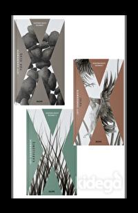 Jeff Vandermeer - Southern Reach Üçlemesi Seti (3 Kitap Takım)