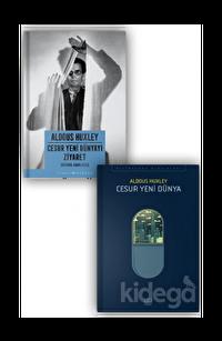 Cesur Yeni Dünya - Cesur Yeni Dünyayı Ziyaret Seti (2 Kitap Takım)