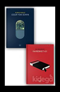 Fahrenheit 451 - Cesur Yeni Dünya Seti (2 Kitap Takım)