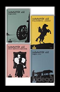Sabahattin Ali Seti (4 Kitap Takım Ayrıntı Yayınları)