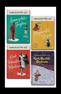 Sabahattin Ali Seti (4 Kitap Takım Everest Yayınları)