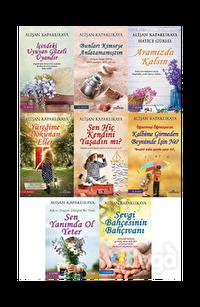 Alişan Kapaklıkaya 8 Kitap Takım