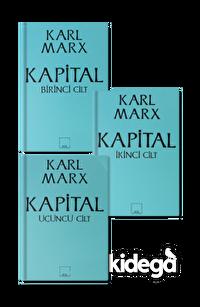 Kapital Set (3 Kitap Takım)