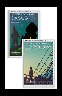Joseph Conrad Seti (2 Kitap Takım)