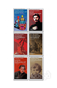 Maksim Gorki Seti (6 Kitap Takım)
