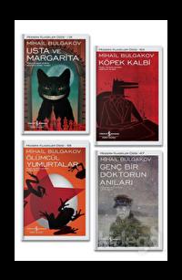 Mihail Bulgakov Seti (4 Kitap Takım)