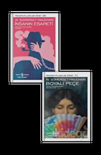 W. Somerset Maugham Seti (2 Kitap Takım)