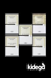 Alexandre Dumas Seti (5 Kitap Takım)