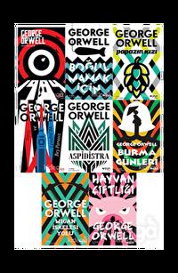 George Orwell 8 Kitap Takım