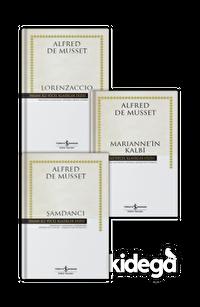 Alfred de Musset Seti (3 Kitap Takım)