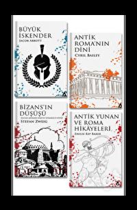 Renkli Tarih Seti (4 Kitap Takım)