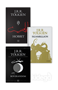 Silmarillion - Hobbit - Roverandom Seti (3 Kitap Takım)