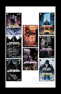 Batman Beyaz Şövalye Seti (8 Kitap Takım)