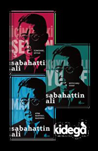 İçimizdeki Şeytan - Kürk Mantolu Madonna - Kuyucaklı Yusuf Seti (3 Kitap Takım Çınar Yayınları)