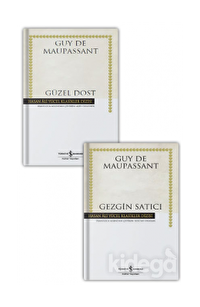Guy de Maupassant Seti (2 Kitap Takım)