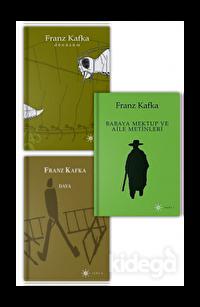 Dönüşüm - Dava - Babaya Mektup ve Aile Metinleri Seti (3 Kitap Takım)