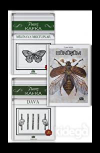 Dönüşüm - Milenaya Mektuplar - Dava Seti (3 Kitap Takım)