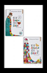 101 Deyim 101 Öykü - 101 Atasözü 101 Öykü Seti (2 Kitap Takım)