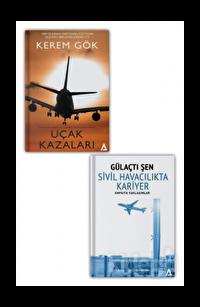Sivil Havacılık Seti (2 Kitap Takım)