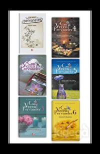 Can Veren Pervaneler Serisi Seti (6 Kitap Takım)