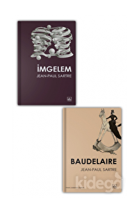 Jean Paul Sartre  Seti (2 Kitap Takım)
