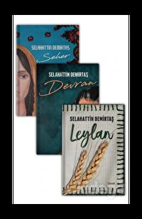 Seher - Devran - Leylan Seti (3 Kitap Takım)