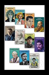 Biyografi Serisi Seti (11 Kitap Takım)