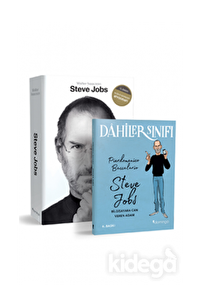 Steve Jobs Seti (2 Kitap Takım)