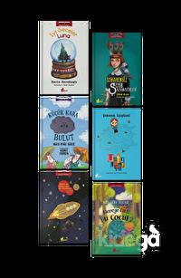 Büyüyen Kitaplar Seti (6 Kitap Takım)