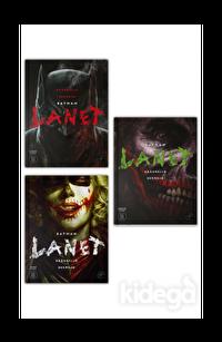 Batman Lanet Seti (3 Kitap Takım)