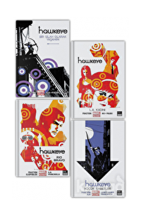 Hawkeye Seti (4 Kitap Takım)