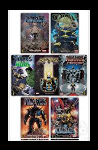 Thanos Seti (7 Kitap Takım)
