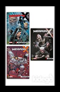 Weapon X Seti (3 Kitap Takım)