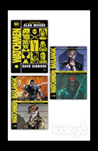 Watchmen Seti (3 Kitap Takım)