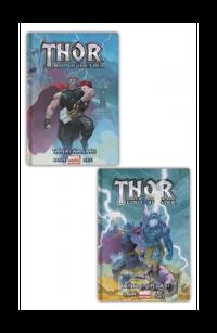 Thor Seti (2 Kitap Takım)