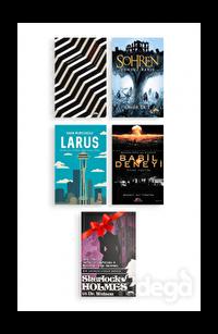Motto Roman Seti (5 Kitap Takım - Sherlock Holmes Hediyeli)