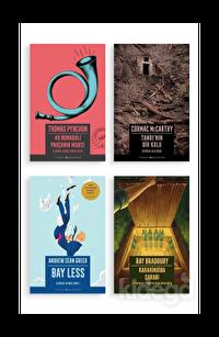 Modern Amerikan Edebiyatı Seti (4 Kitap Takım)