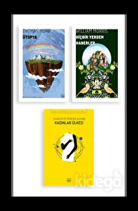 Ütopya Seçkisi Seti (3 Kitap Takım)