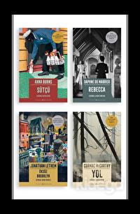 Ödüllü Modern Klasikler Seçkisi Seti (4 Kitap Takım)