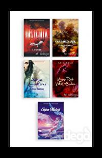 Angel Yayınları Aşk Seti (5 Kitap Takım)