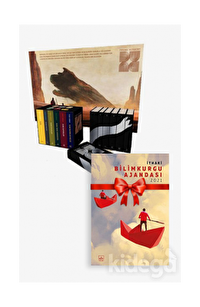 Dune Ciltli Kutu Set 6 Kitap Takım (İthaki Bilimkurgu Ajandası 2021 Hediyeli)