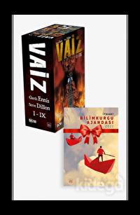 Vaiz 9 Kitap Kutulu Takım (İthaki Bilimkurgu Ajandası 2021 Hediyeli)
