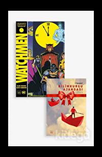 Watchmen Ciltli (İthaki Bilimkurgu Ajandası 2021 Hediyeli)