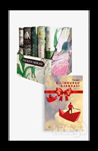 Tolkien Mirası Kutulu 5 Kitap (İthaki Bilimkurgu Ajandası 2021 Hediyeli)